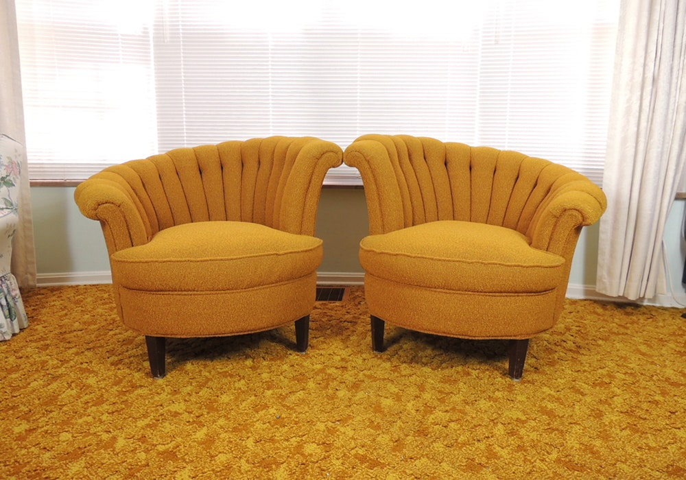 Shillitou0027s Mid Century Fan Back Chairs ...