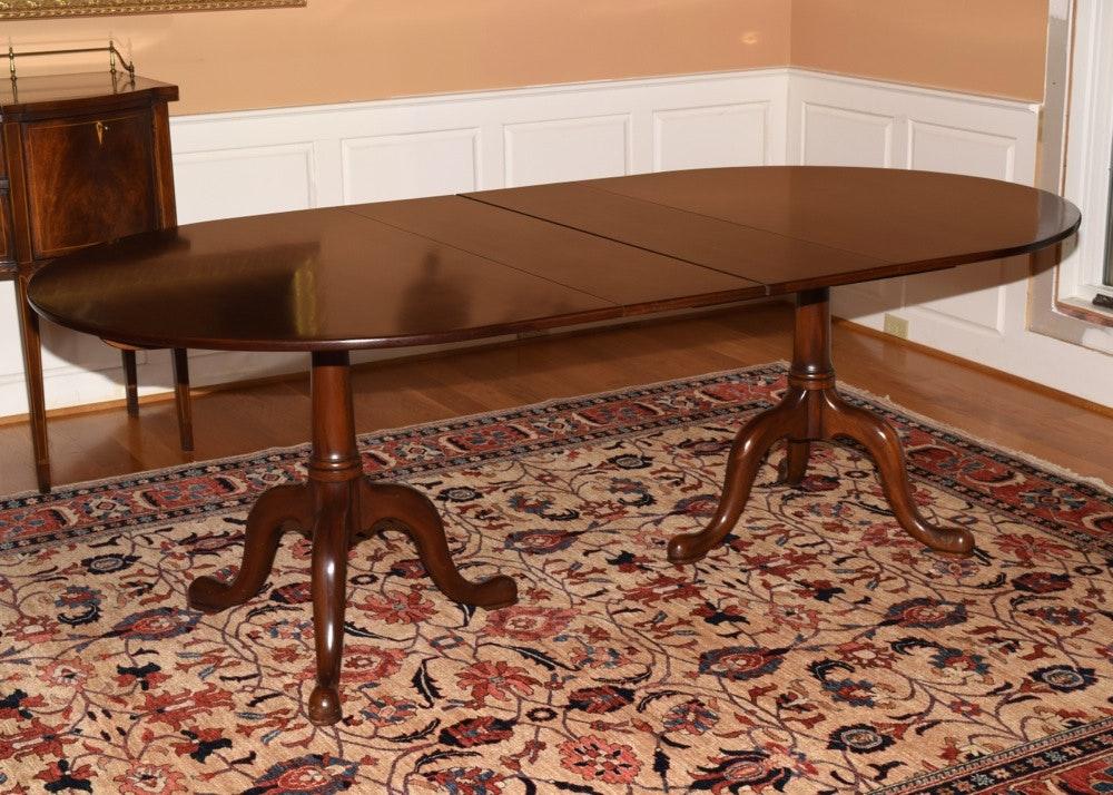 Henkel Harris Mahogany Dining Table ...
