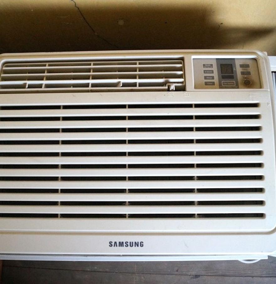 Samsung 10200 btu window air conditioner ebth for 20 inch window air conditioner
