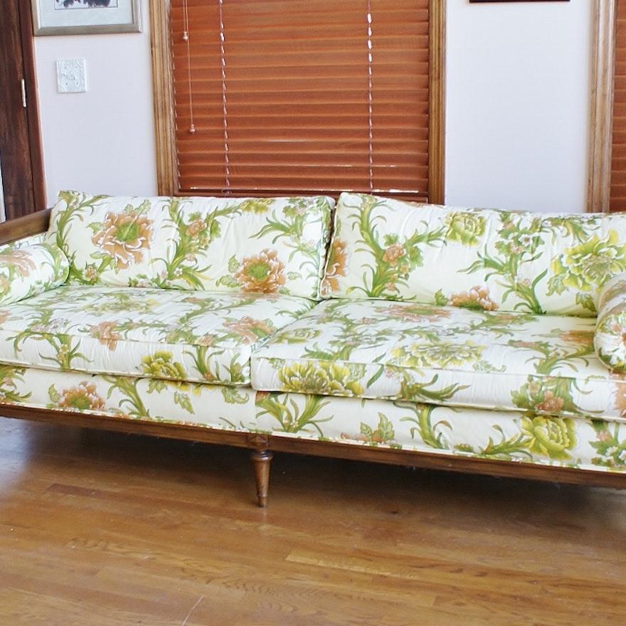 Vintage 1960s Drexel Heritage Sofa