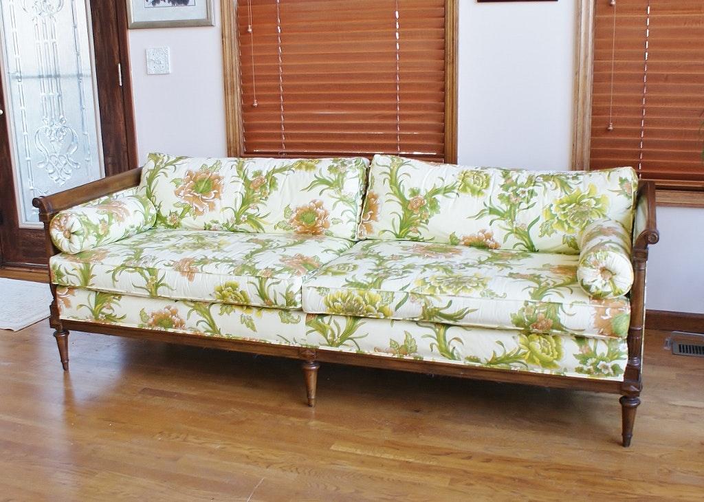 Vintage 1960s Drexel Heritage Sofa ...