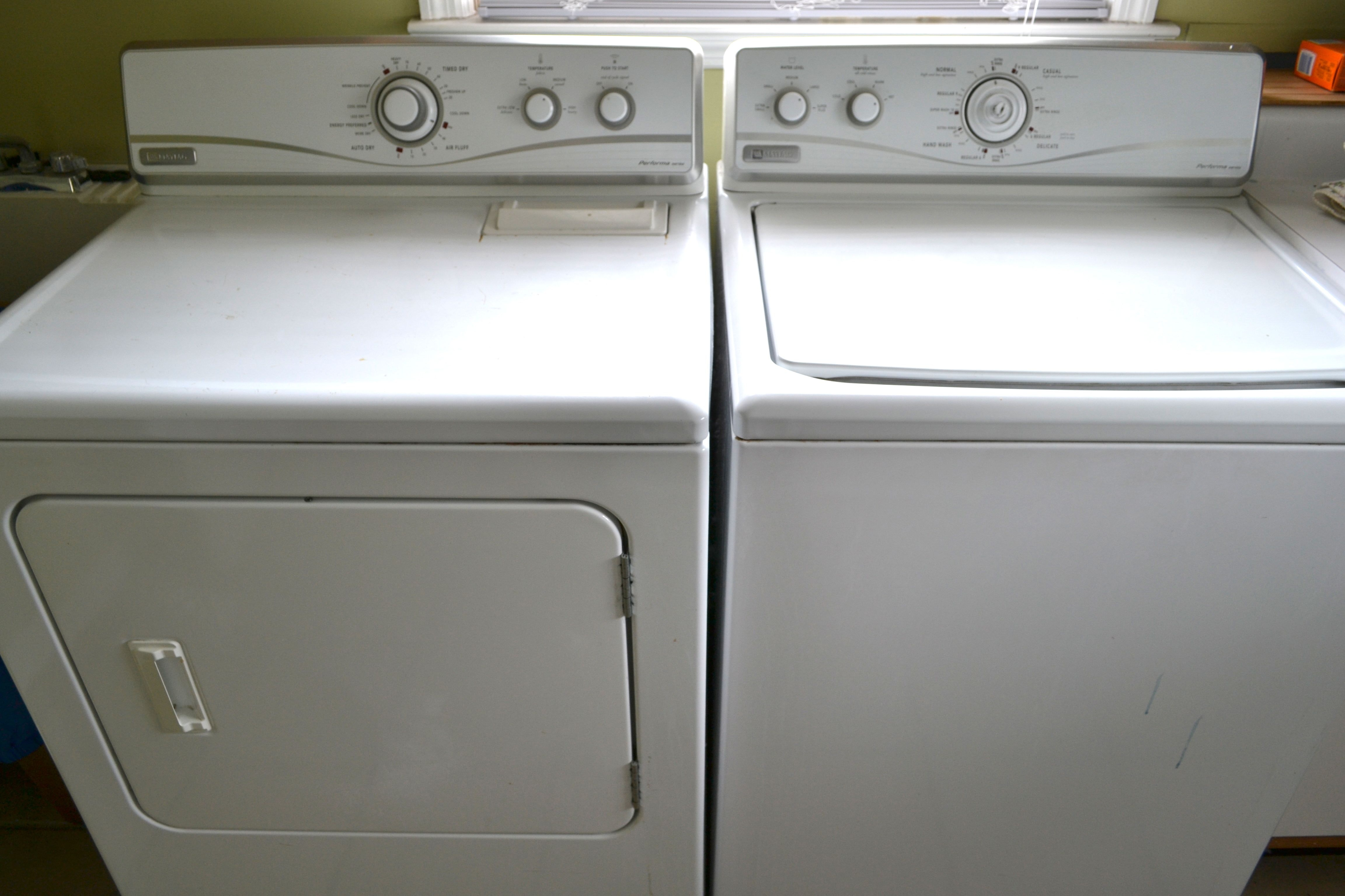 Maytag Washer and Dryer : EBTH