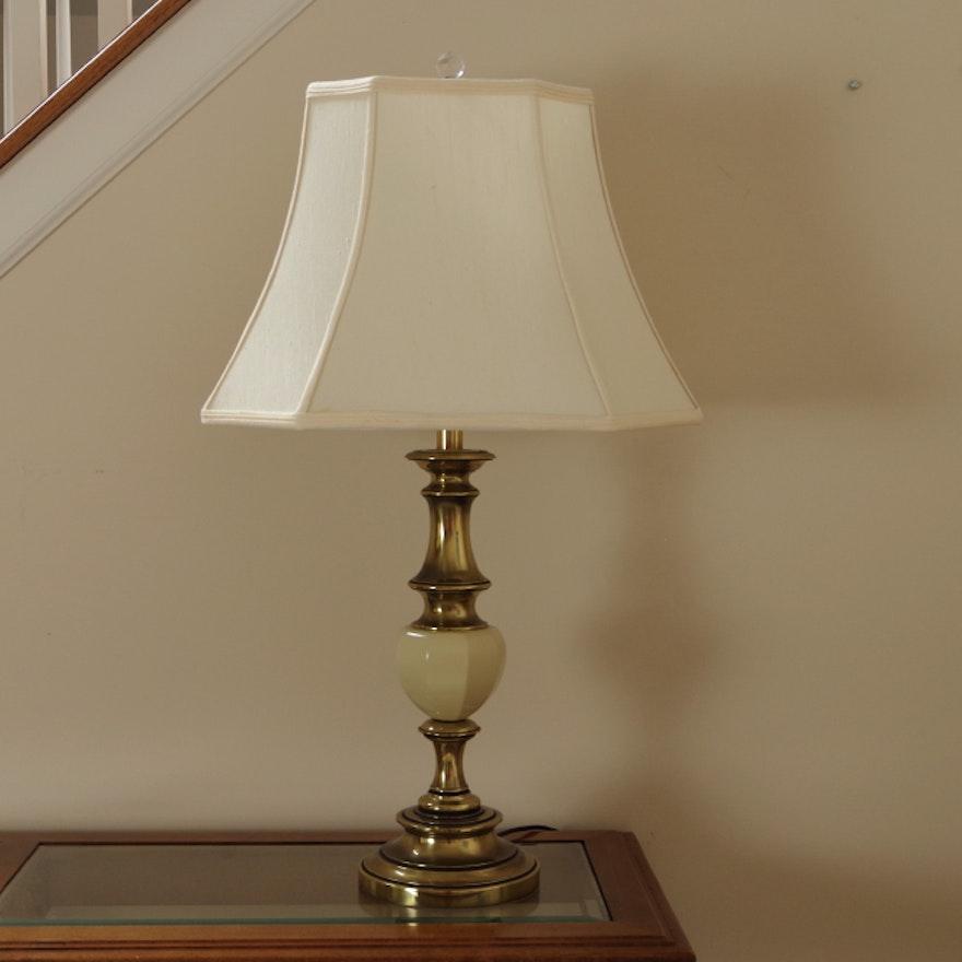 Vintage brass stiffel table lamp ebth vintage brass stiffel table lamp audiocablefo light ideas