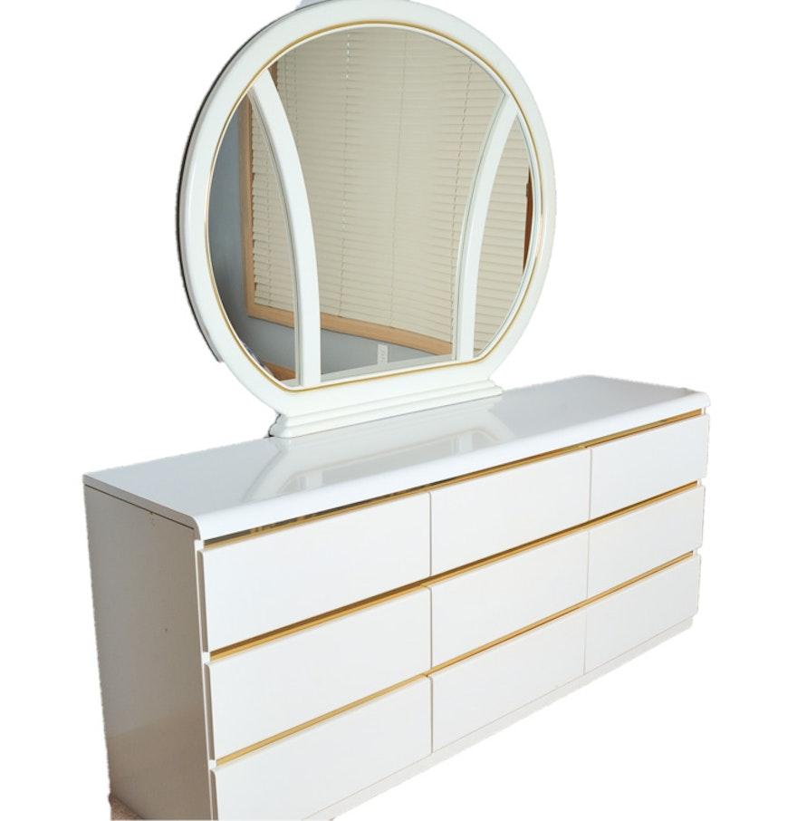 Lea Bedroom Furniture Dresser By Lea The Bedroom People Ebth