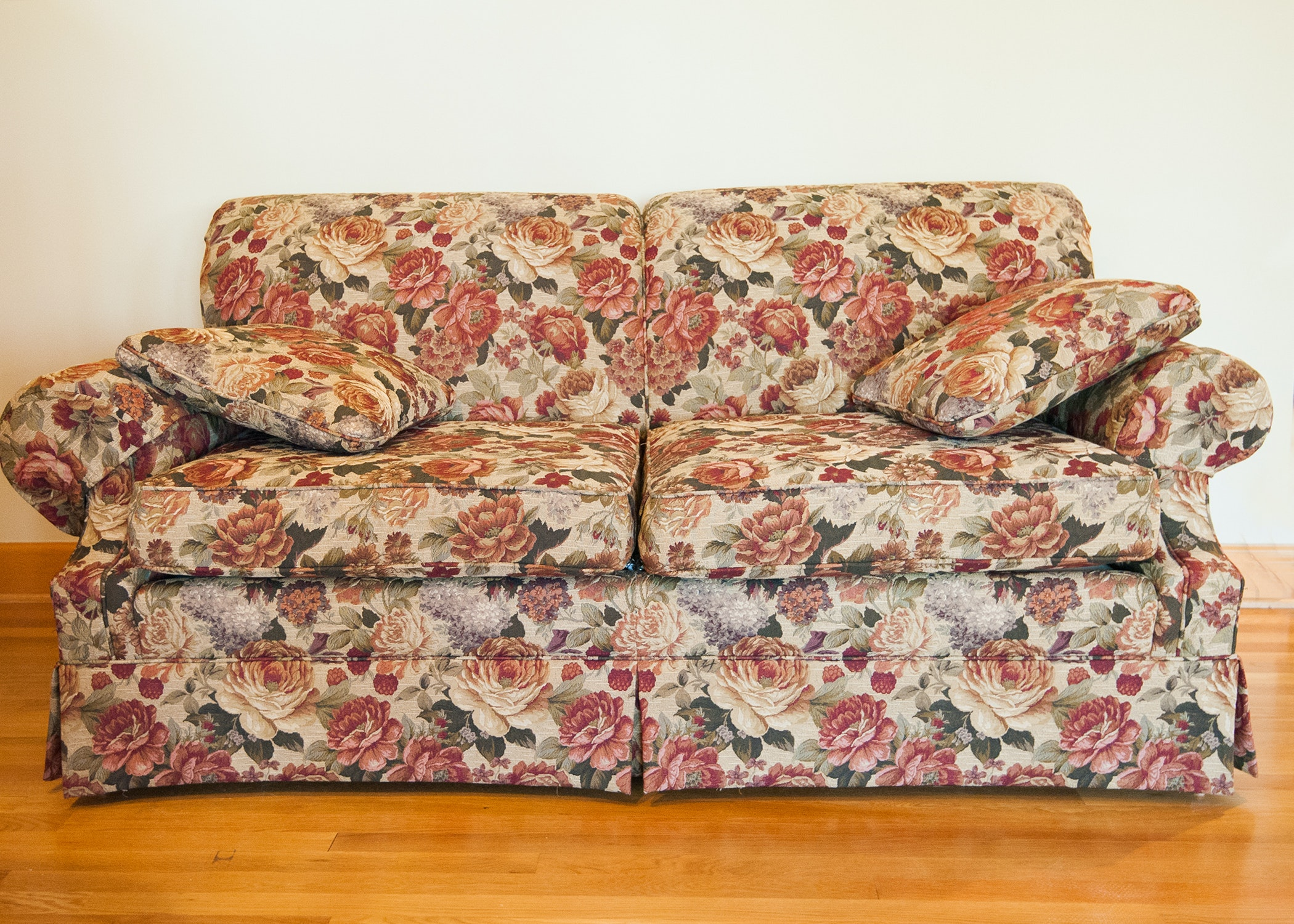 Upholstered Loveseat By Conover Furniture Company ...
