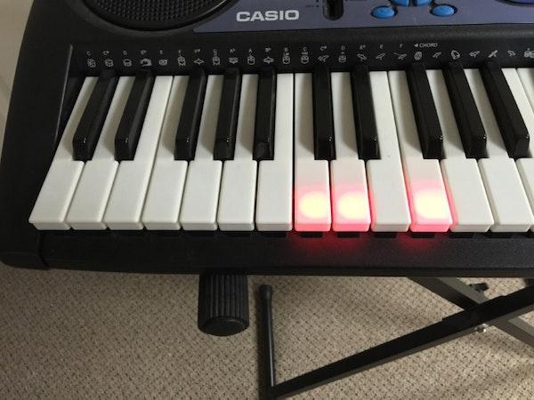 casio lk 220 keyboard manual