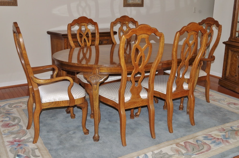 Six Dining Room Chairs Sale