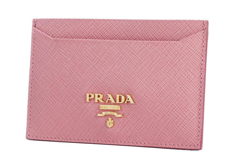 b6ce796ef899 1 a9acc 68ee3 buy pink prada saffiano card holder 8a745 88a8f ...