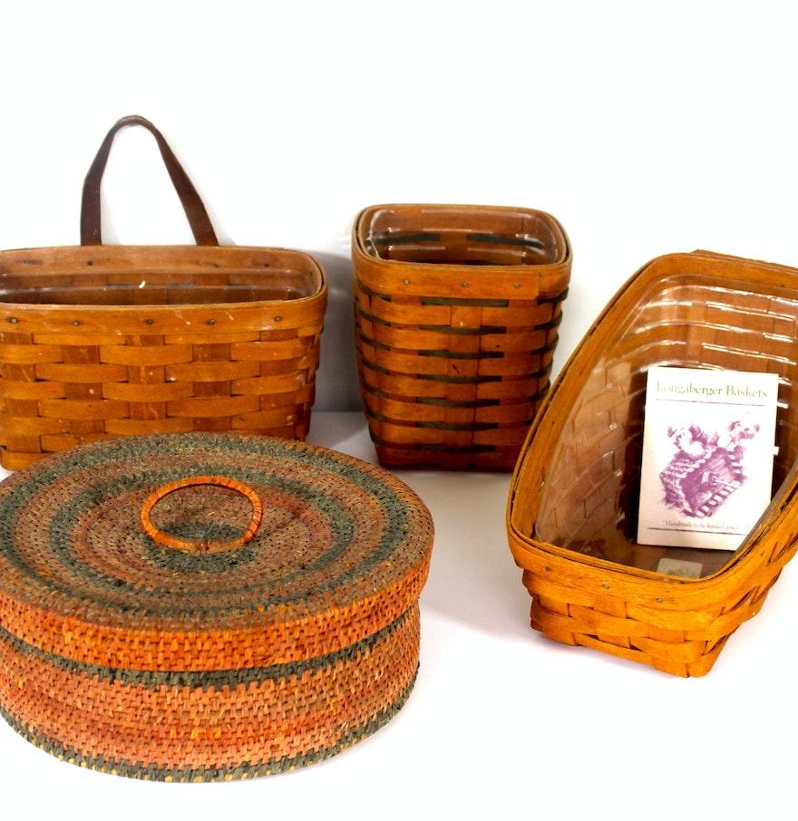 Longaberger Baskets Best Free Home Design Idea