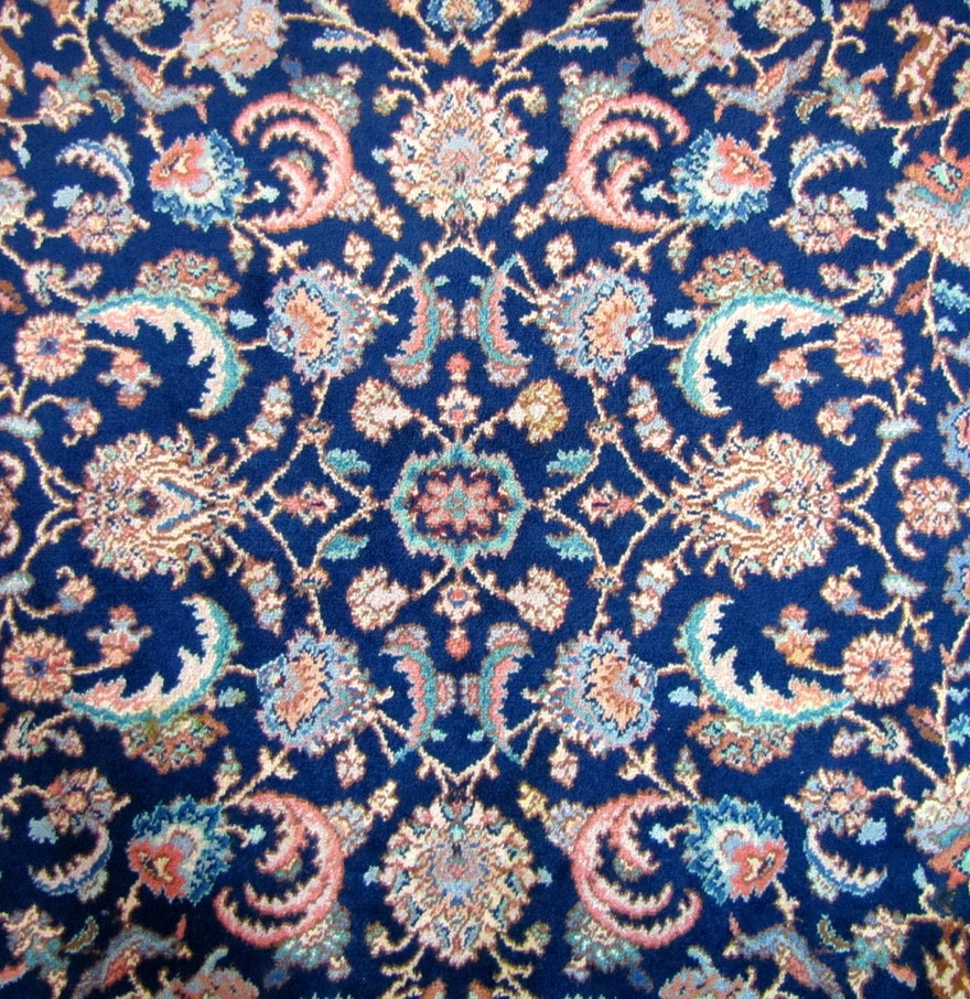 Karastan Wool Area Rug EBTH