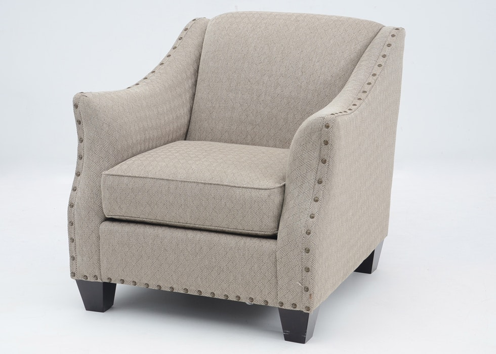 Broyhill Upholstered Club Chair ...