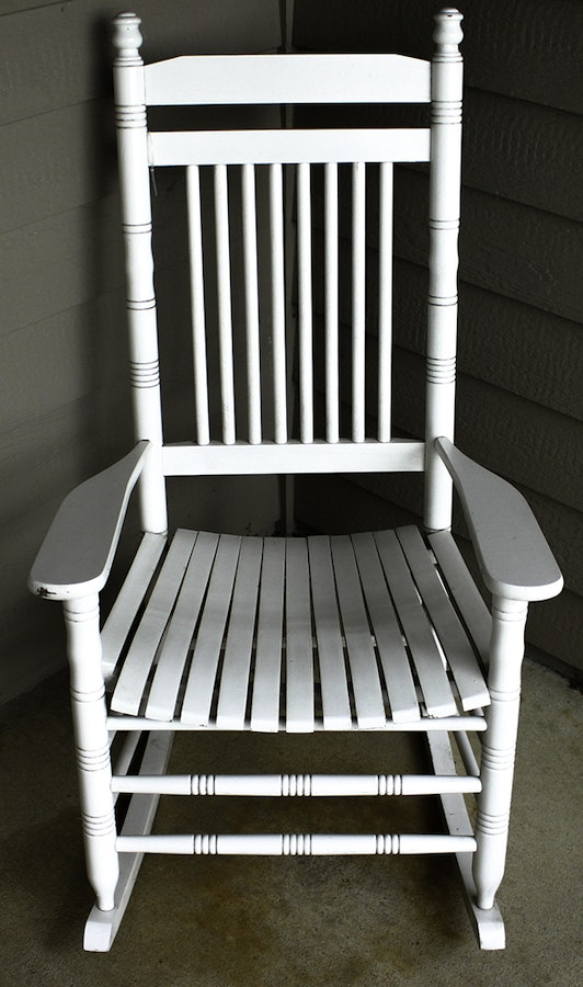 Cracker Barrel Rocking Chair : EBTH