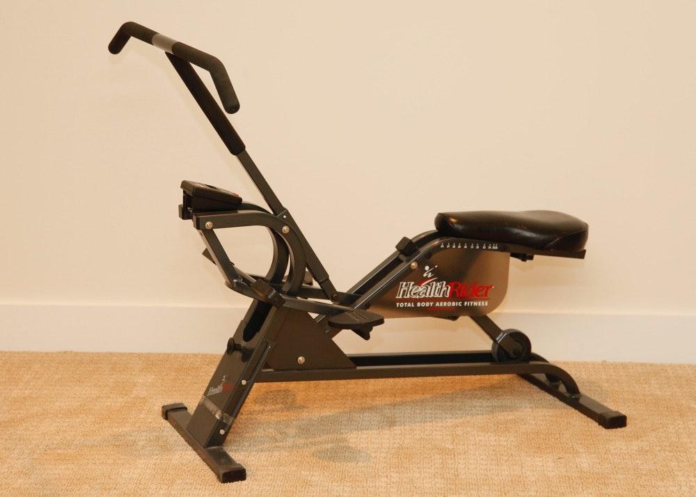 healthrider machine