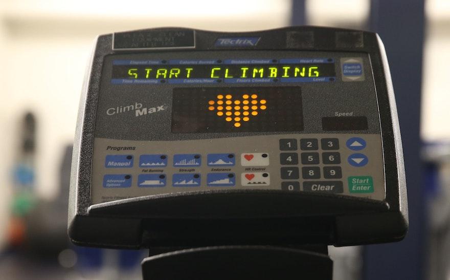 Tectrix Climbmax 3000 Stepper Ebth