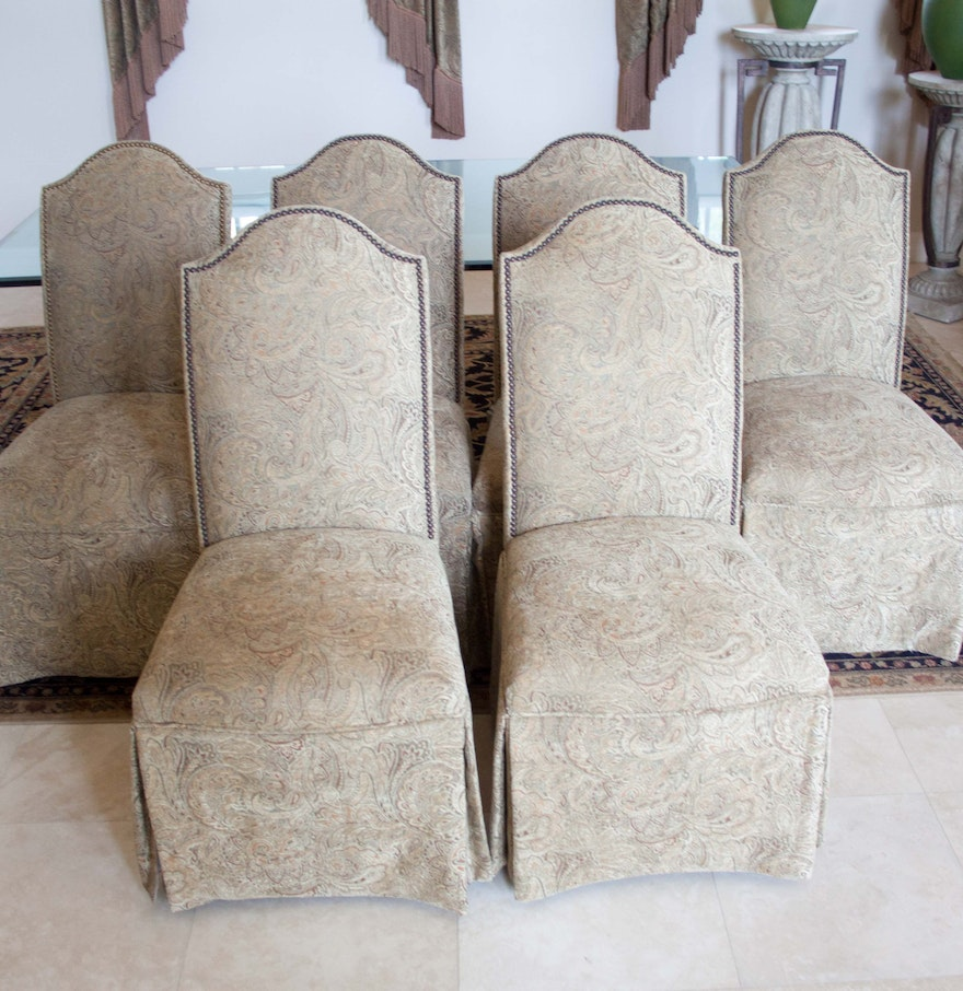 Skirted parsons chairs for Affordable furniture on slauson