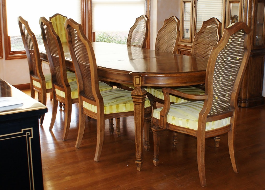 early 1970 u0027s dining table and chairs     early 1970 u0027s dining table and chairs   ebth  rh   ebth com