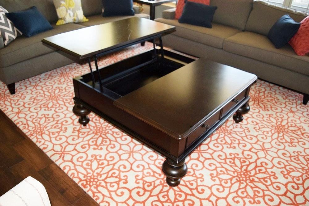 Quot Paula Deen Home Quot Lift Top Coffee Table Ebth