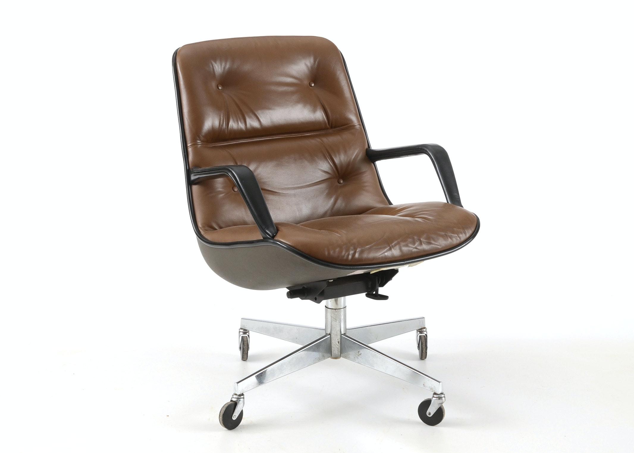 Charles Pollock Executiveu0027s Chair ...