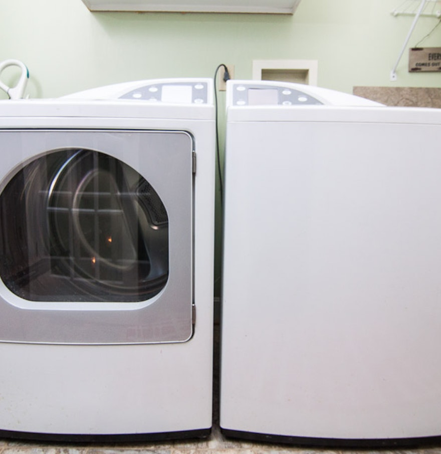 Harmony Washer And Dryer Ge Profile Washer And Dryer Ebth
