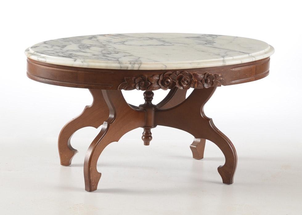 Bon Victorian Style Coffee Table ...