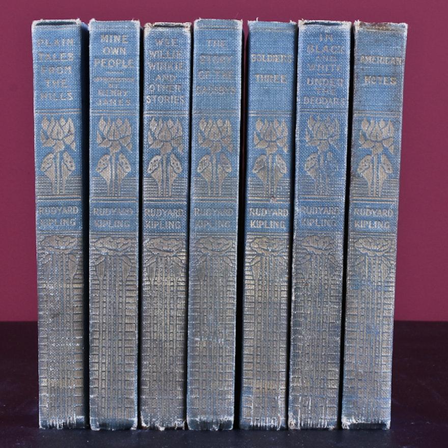 Selected Works of Rudyard Kipling