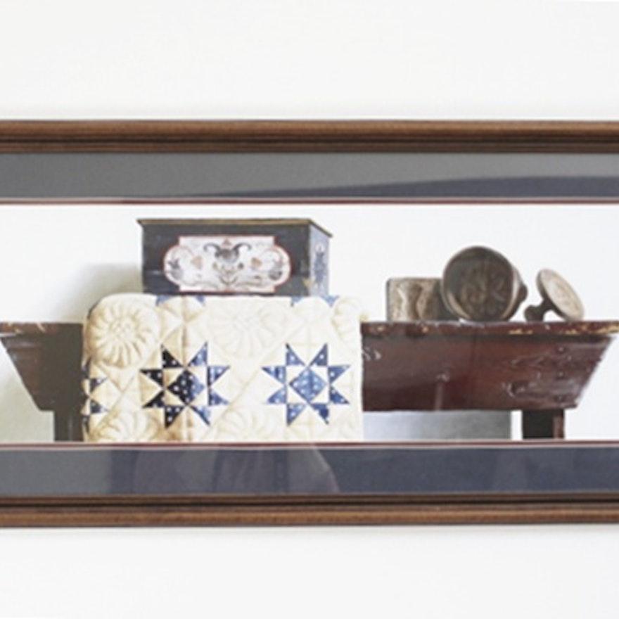 Rustic Simplicity Framed Art by Pauline Eble Campionelli : EBTH