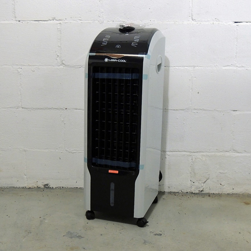 new mira cool portable air cooler heater ebth