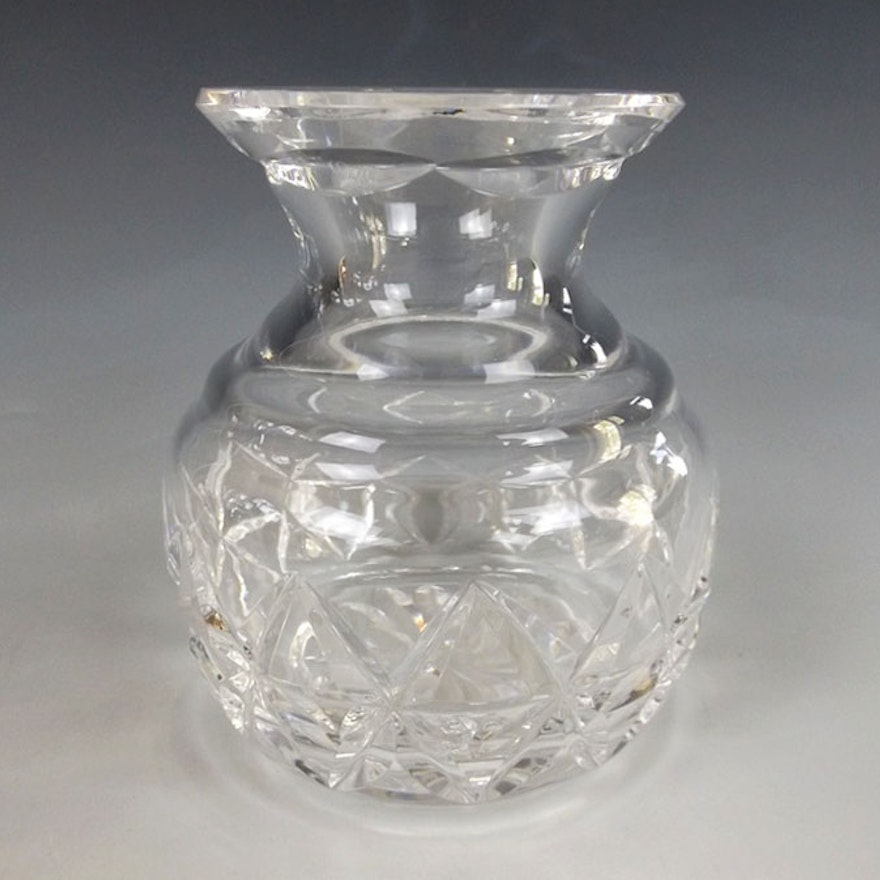 Waterford Crystal Bud Vase Ebth