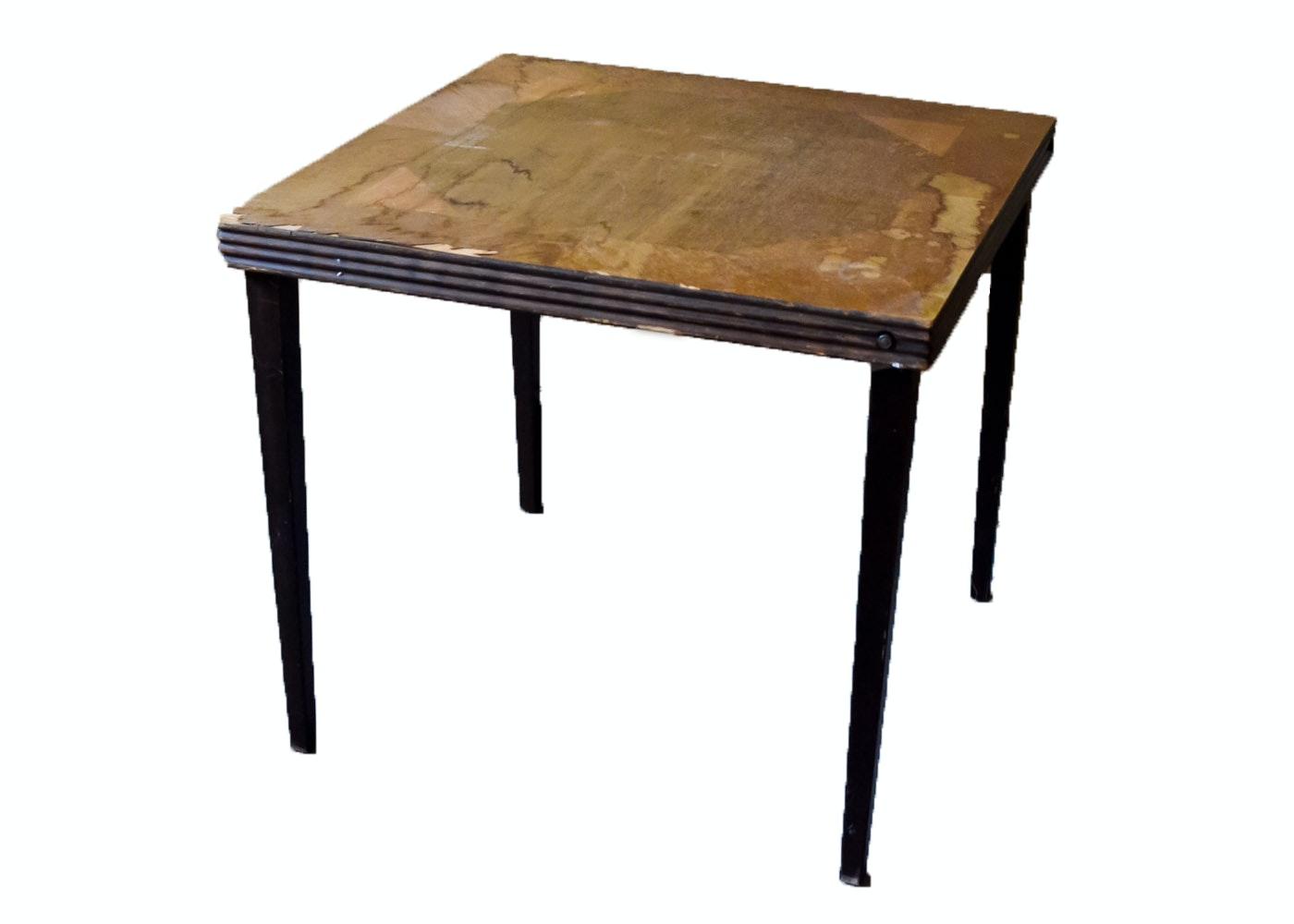 Image Result For Vintage Folding Table