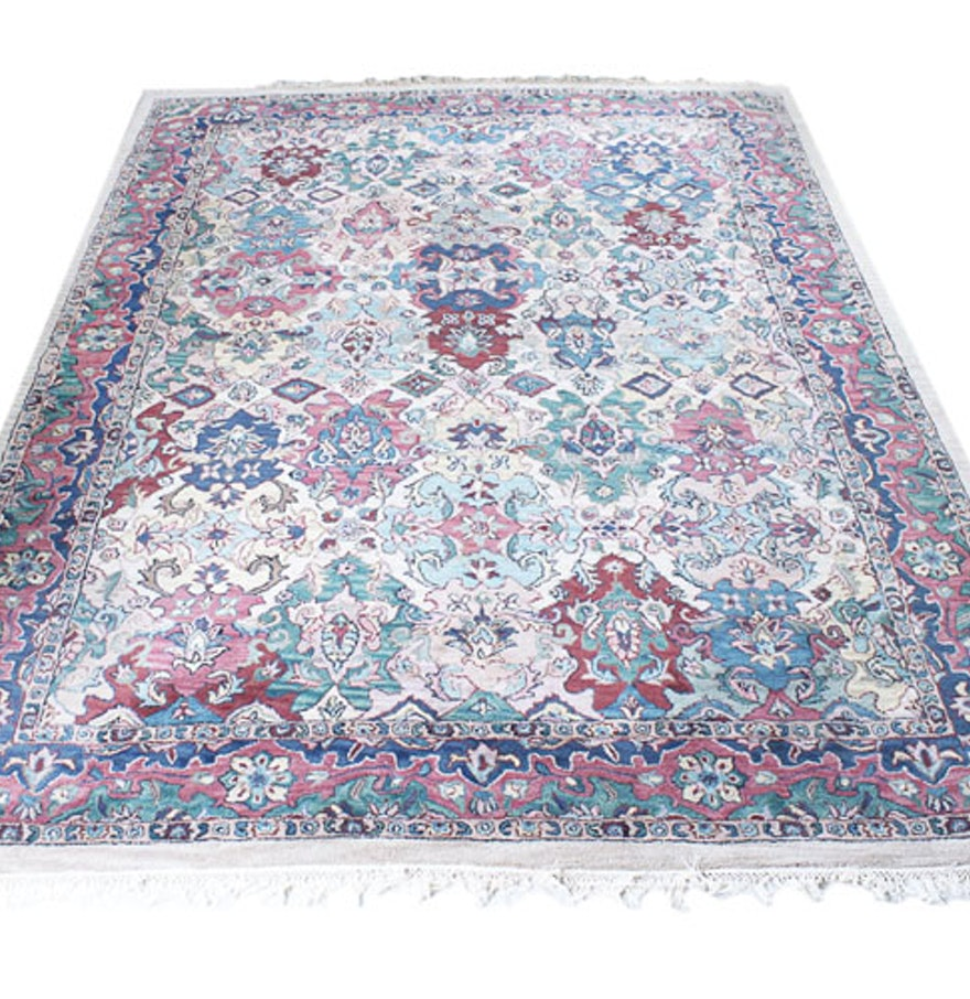 Area Rugs From India: Indian Style Area Rug : EBTH