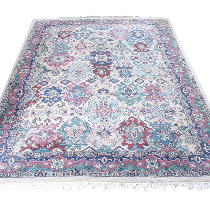 Indian Style Area Rug