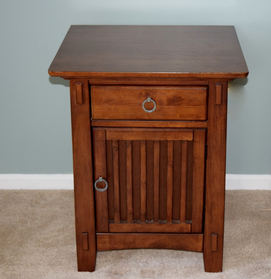 American Signature Arts And Crafts Nightstand