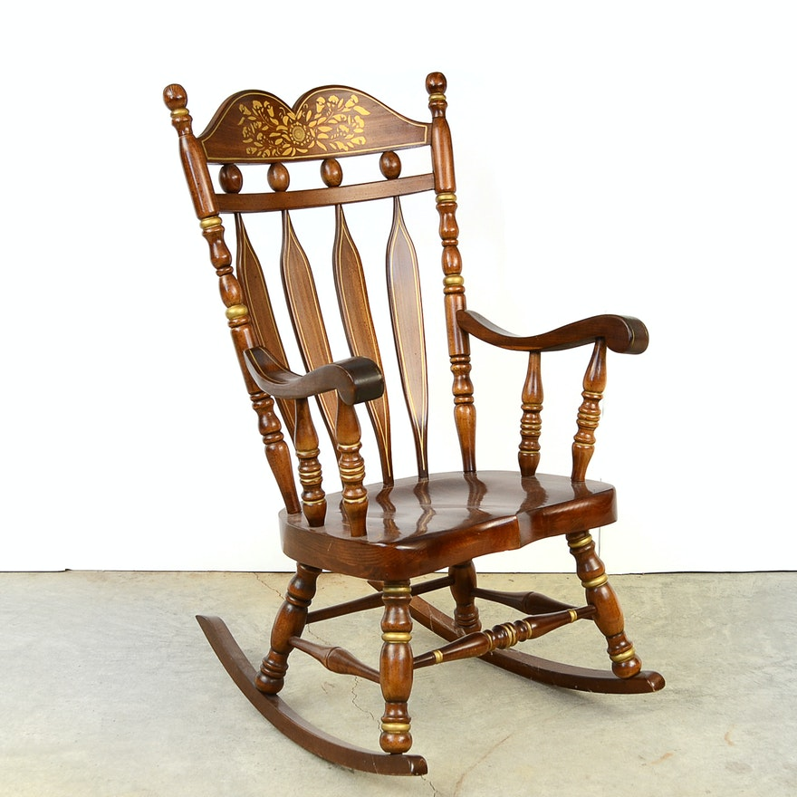 Pleasing Virginia House Rocker Gmtry Best Dining Table And Chair Ideas Images Gmtryco