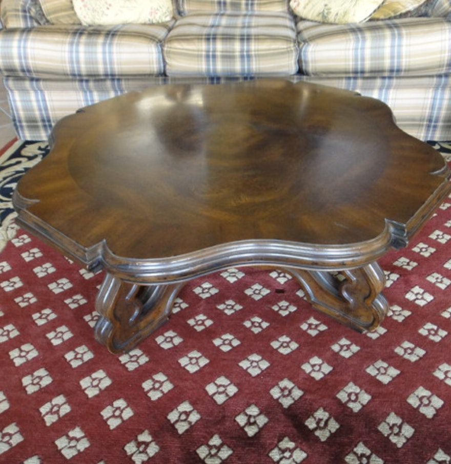 Drexel Heritage Grand Tour Coffee Table Ebth