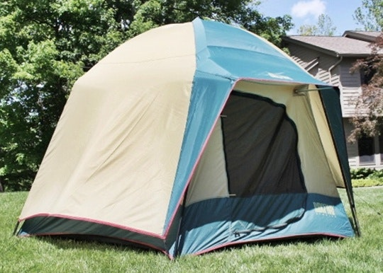 Ridgeway 4-5 Person C&ing Tent by Kelty ... & Ridgeway 4-5 Person Camping Tent by Kelty : EBTH
