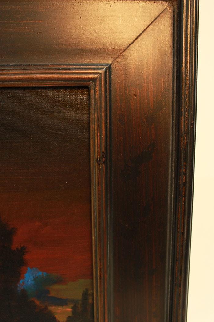 Johnpeer Bumo Oil Painting