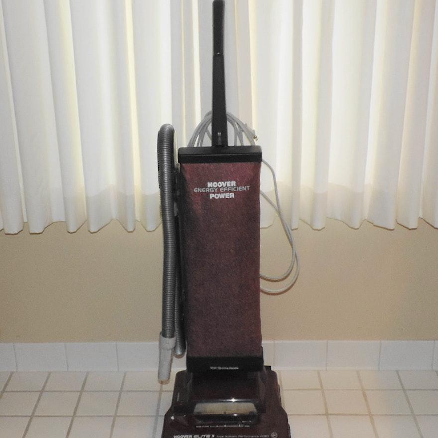 Hoover Elite Ii Vacuum Cleaner Ebth