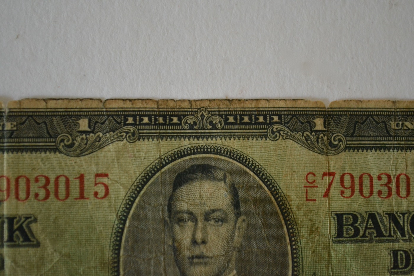 1930s Currency Ebth