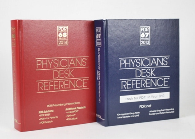 Charming Physicians Desk Reference 2013 And 2014 ...
