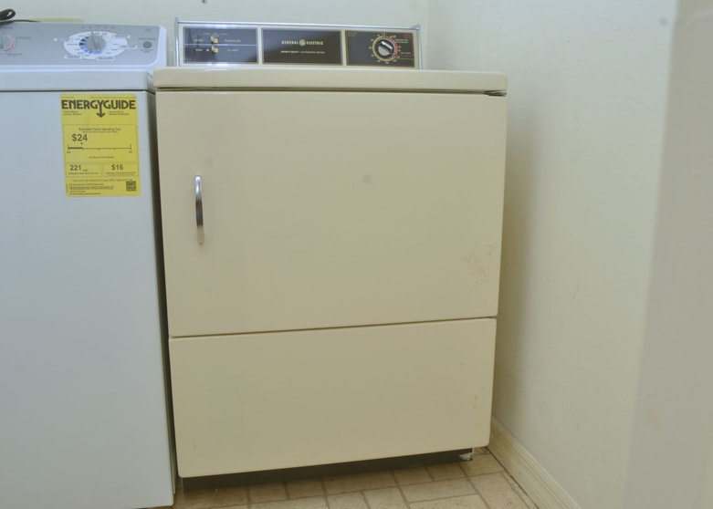 General Electric Prodigy Washer And Dryer Ebth