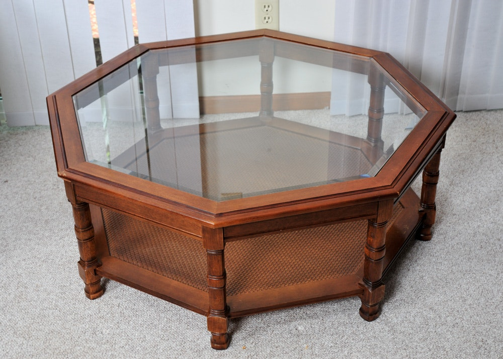 Octagon Coffee Table ...