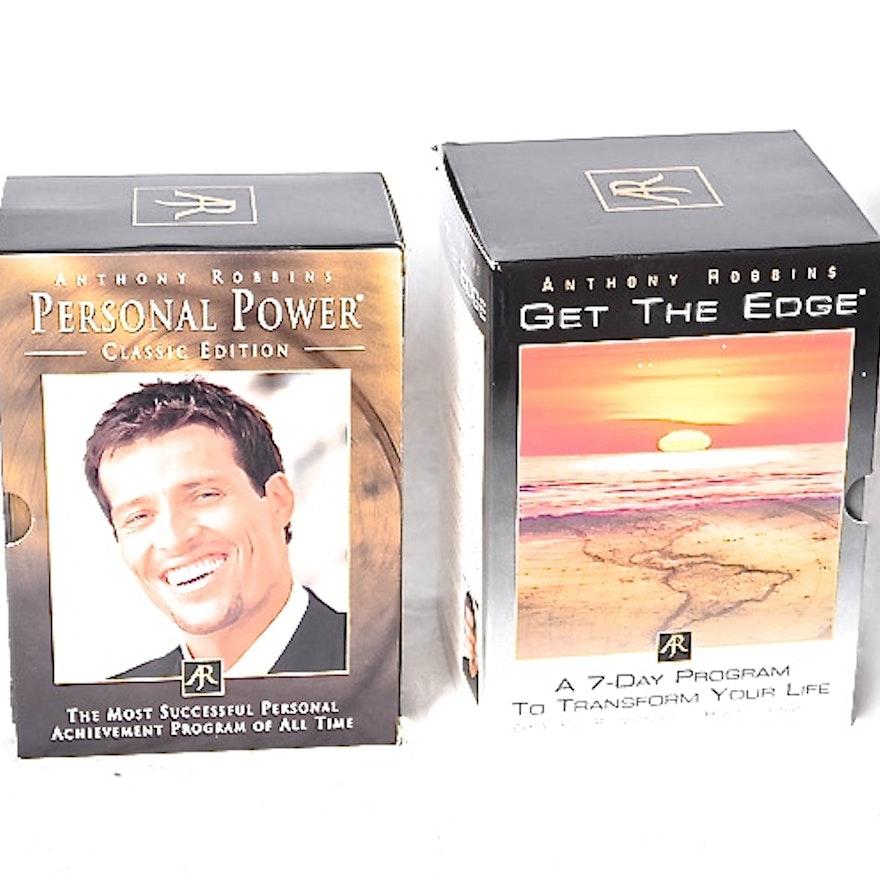 Tony Robbins CD Audio Program Set -