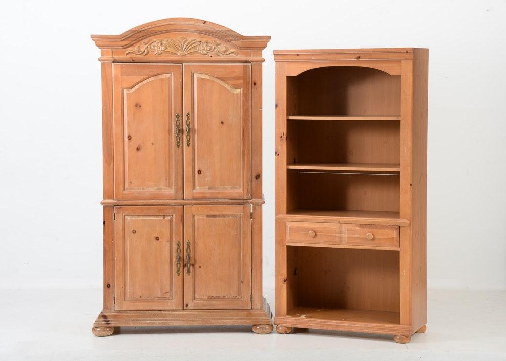 Broyhill Media Cabinet Cabinets Matttroy