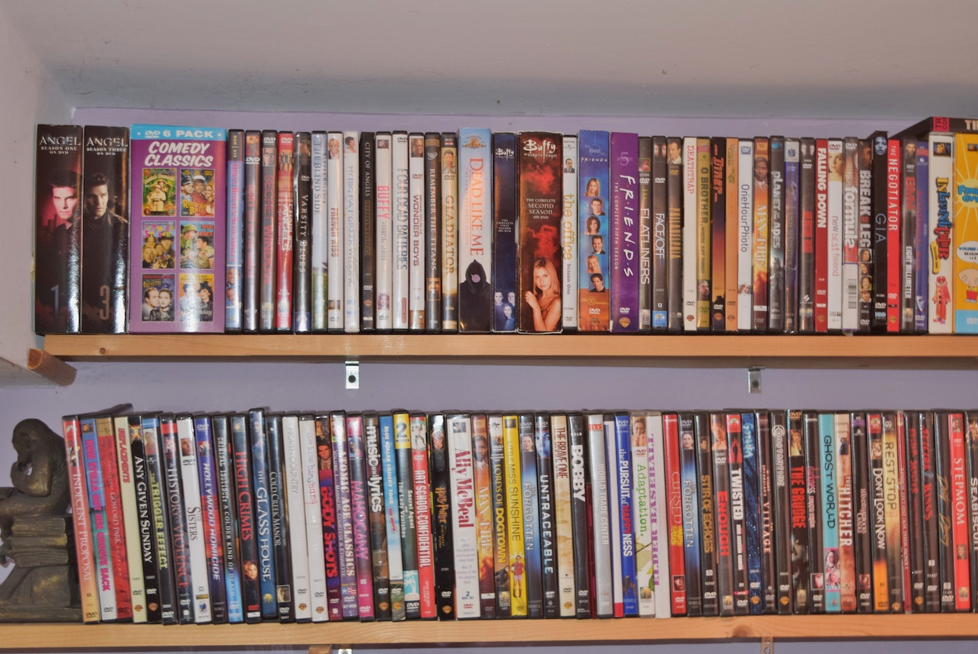 Large DVD Collection of Movies and TV Series #2 : EBTH