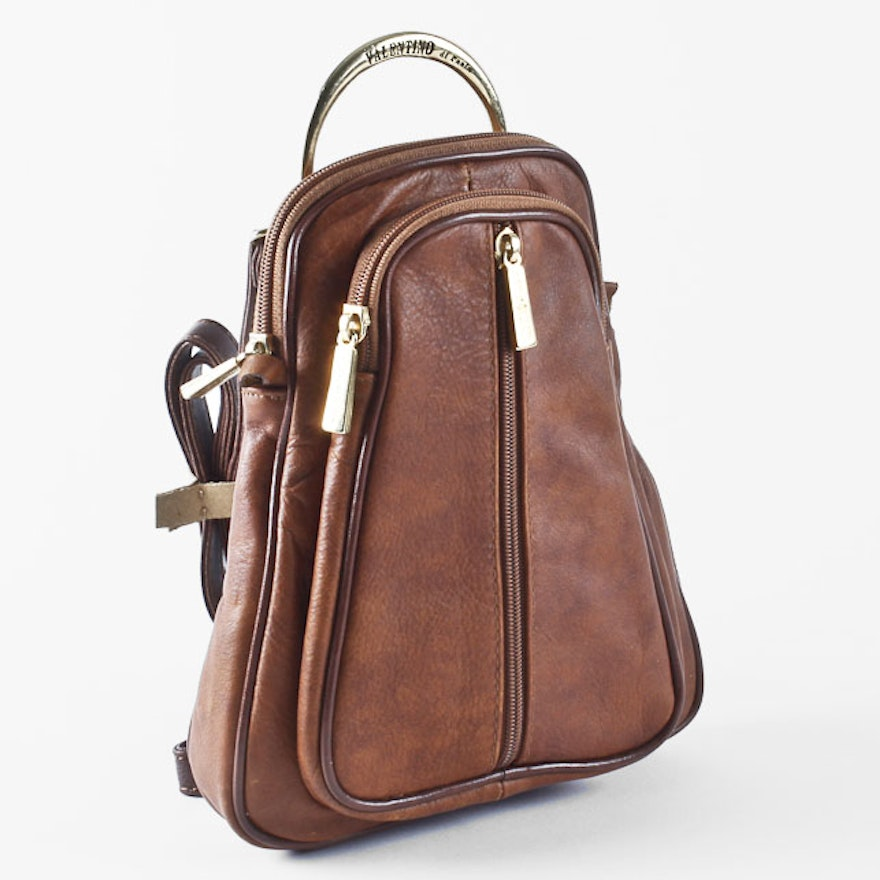 Valentino di Paolo Little City Backpack