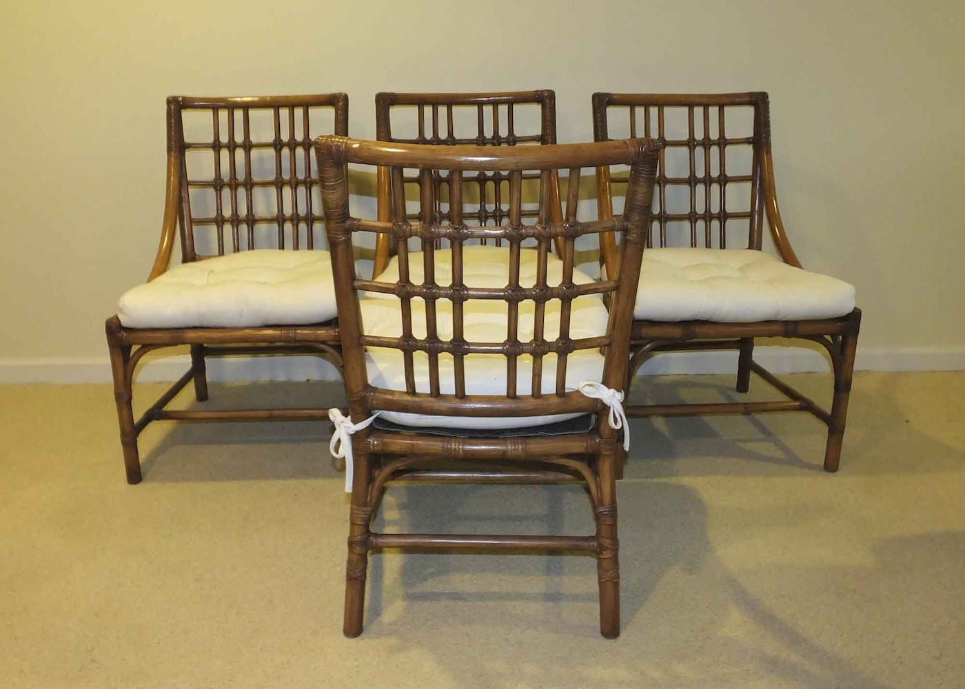 Henry Link Wicker And Rattan Chairs Ebth