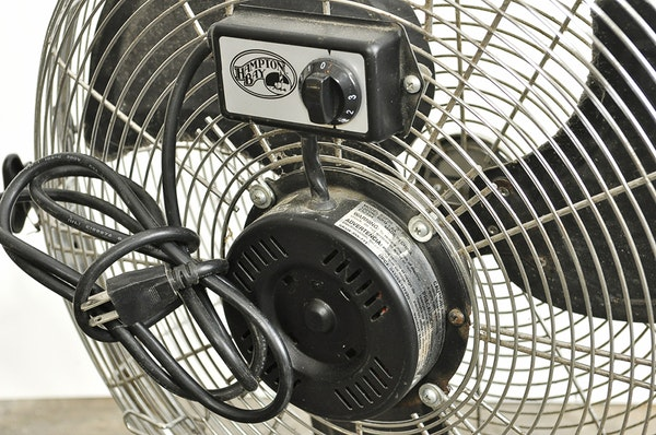 Hampton Bay High Velocity Fan : Hampton bay air circulator ebth