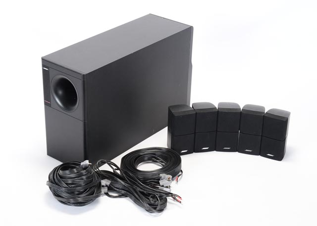 Bose Acoustimass 10 Series Ii Speakers