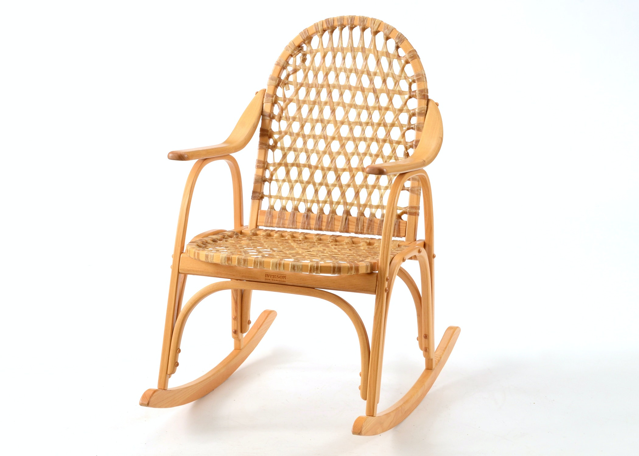 Snowshoe Rocking Chair ...