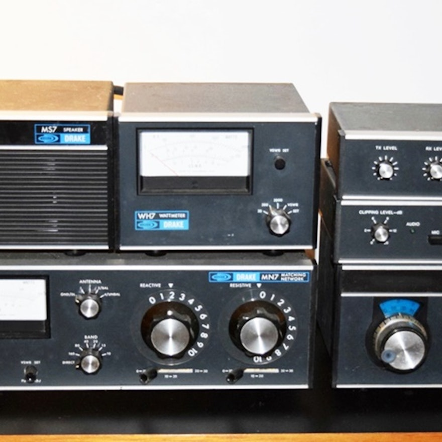 Surplus Amateur Radio Equipment - Other - Hot Videos-9129